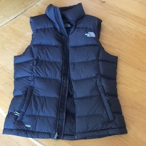 700 down puffer vest